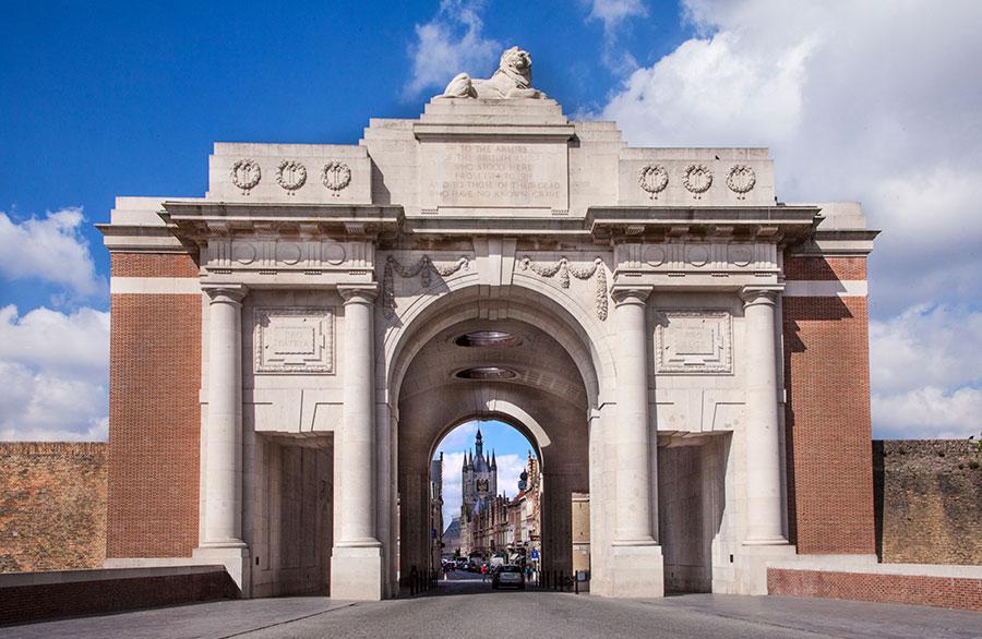 The Flanders Fields Guided Battlefield Dagtour