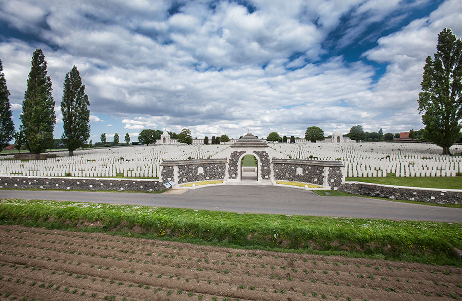 The Flanders Fields Guided Battlefield DayTour
